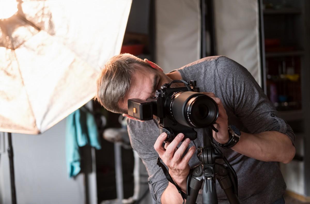 Être photographe