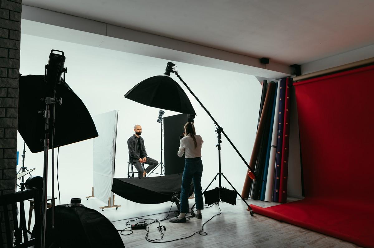 Studio photographe